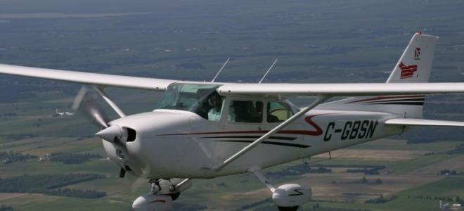 Tour d'avionAirplane Rides